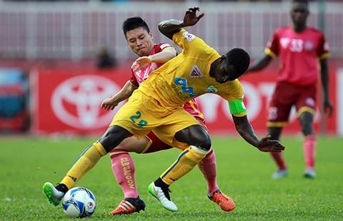 Vòng 14 Toyota V-League: Đáng gờm Thanh Hóa - ảnh 1