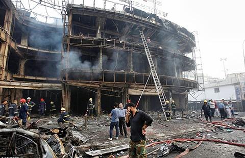 Vì sao IS điên cuồng đánh bom Baghdad? - ảnh 1
