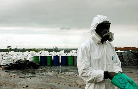 Hồ sơ những vụ kiện môi trường chấn động: Trốn chạy vẫn không thoát  - ảnh 1