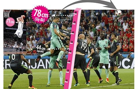 Ronaldo dẫn dắt Bồ Đào Nha vào chung kết - ảnh 1