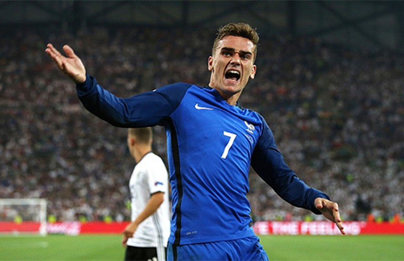 Griezmann = Great man - ảnh 1
