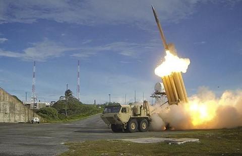 Bố trí đánh chặn tên lửa từ Hàn Quốc - ảnh 1