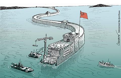 Bắc Kinh hết sức vô lý  - ảnh 1