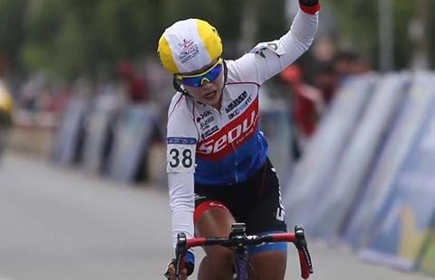 Giải xe đạp nữ TH An Giang 2016: Êkíp Hàn Quốc bắt đầu 'lên tiếng' - ảnh 1