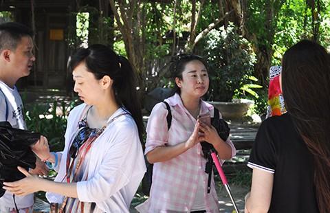 DN Khánh Hòa cam kết quản lý chặt khách Trung Quốc - ảnh 1
