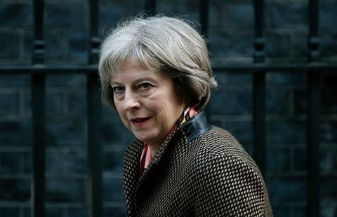 Theresa May, bà đầm thép thứ hai của Anh - ảnh 1