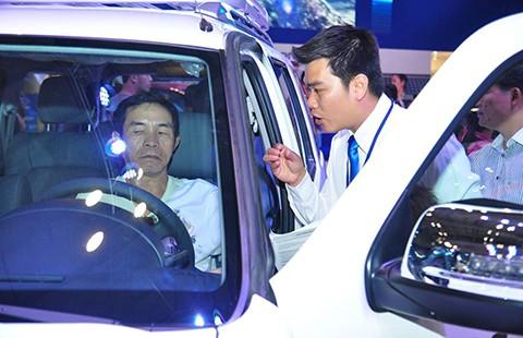Người Việt quay lưng với ô tô Trung Quốc - ảnh 1