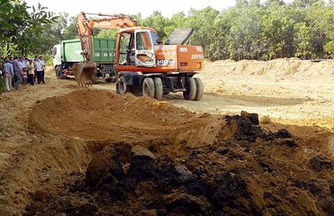 Formosa từng bị cảnh báo bùn thải - ảnh 1