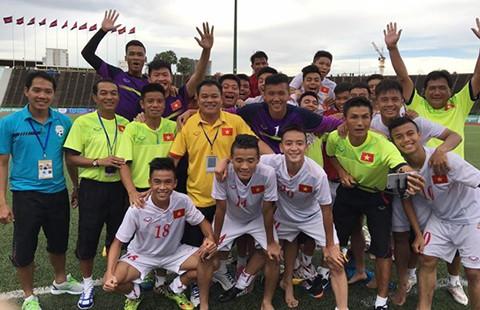Giải vô địch U-16 ĐNÁ: Vẫn là 'lịch hẹn' của bóng đá VN và Thái Lan - ảnh 1
