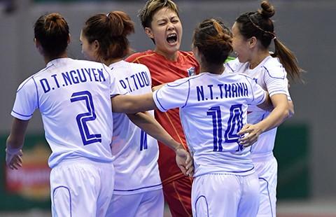 Hai CLB Futsal Thái Sơn Nam vào chung kết giải vô địch Đông Nam Á - ảnh 1