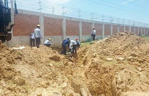 Formosa chối trách nhiệm vụ bùn thải bón cây - ảnh 1