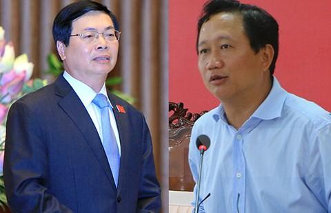 Điều tra sai phạm liên quan đến ông Trịnh Xuân Thanh  - ảnh 1