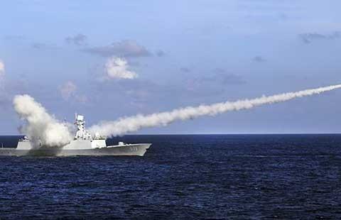 Cán cân lực lượng mới ở biển Đông - ảnh 3