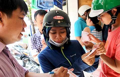 Vì sao người Việt sốt với vé số kiểu Mỹ? - ảnh 1