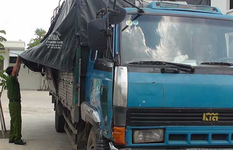 Đồng Nai: Bãi rác độc hại có giang hồ gác - ảnh 1