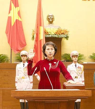 'Tiếp tục đổi mới, nâng chất hoạt động của Quốc hội' - ảnh 1