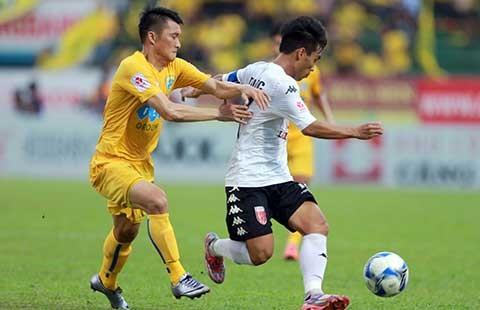 Vòng 17 Toyota V-League: Gay cấn đua vô địch - ảnh 1