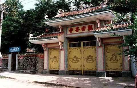 Ngôi chùa mang tên… Tây - ảnh 1