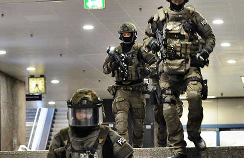 Đức - mục tiêu mới của khủng bố IS - ảnh 1