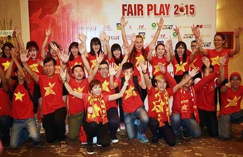 'Hướng đến cái đẹp để nâng tầm bóng đá Việt' - ảnh 3