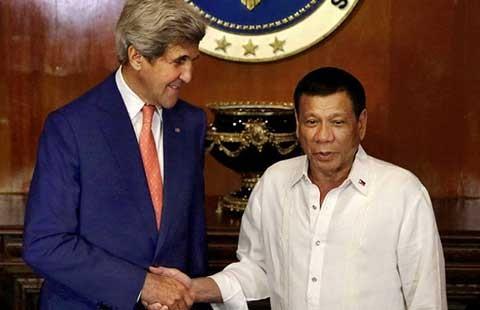 Mỹ tránh đối đầu ở biển Đông - ảnh 1