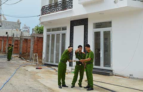 Sẽ đập 15 nhà không phép ở Vũng Tàu? - ảnh 1