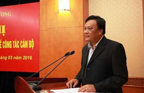 Phó bí thư Tỉnh ủy Bình Định lấy bằng tiến sĩ nhưng khai... thạc sĩ - ảnh 1
