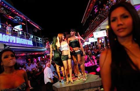 Thái Lan xóa sổ du lịch tình dục? - ảnh 1