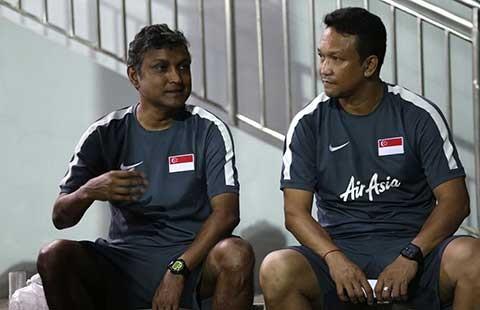 Đội tuyển Singapore tiếp tục 'hứng đá' của dư luận - ảnh 1