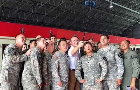 Mỹ vẫn tăng quân ở Thái Bình Dương - ảnh 1