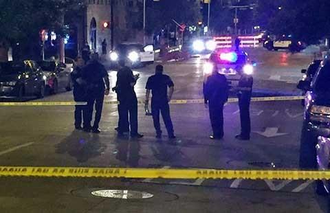 2 vụ nổ súng ở bang Texas, 1 người chết - ảnh 1