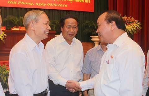 Thủ tướng Nguyễn Xuân Phúc: Xóa bỏ con đường ngắn nhất và dài nhất - ảnh 1