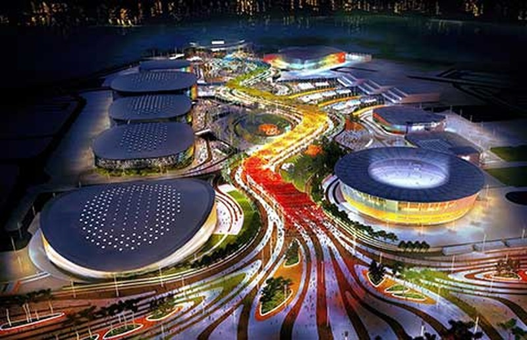 Olympic Rio 2016 chuẩn bị lễ khai mạc - ảnh 1