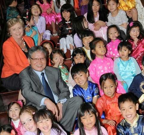 Ái Nhĩ Lan kỳ bí - Bài 3: Con nuôi Việt Nam ở Ireland - ảnh 1