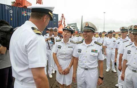 Mỹ: Trung Quốc gây bất ổn ở biển Đông - ảnh 1