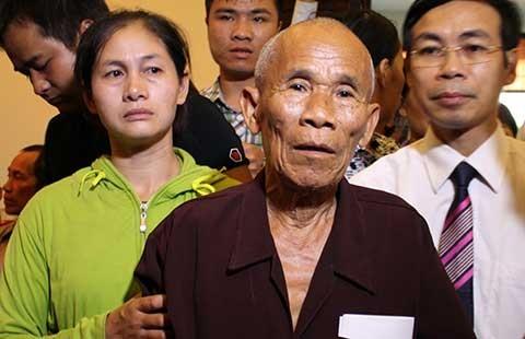 Người 43 năm mang án tử chính thức được minh oan - ảnh 1