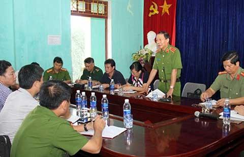 Siết vòng vây bắt kẻ giết 4 người ở Lào Cai - ảnh 1