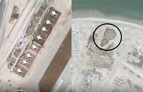 Trung Quốc muốn 'nuốt' bãi cạn Scarborough - ảnh 1