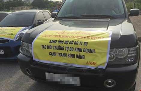 Cần bỏ giấy phép vô lý trong nhập khẩu ô tô - ảnh 2