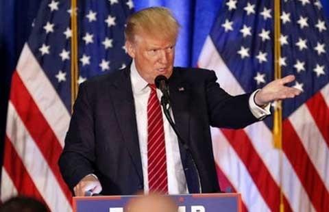 Donald Trump hô hào ngăn chặn tín đồ Hồi giáo nhập cư  - ảnh 1