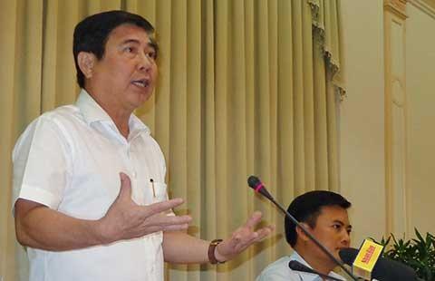 Chủ tịch UBND TP.HCM  Nguyễn Thành Phong: 'Tai nạn giao thông tăng phải biết nhức nhối chứ!' - ảnh 1