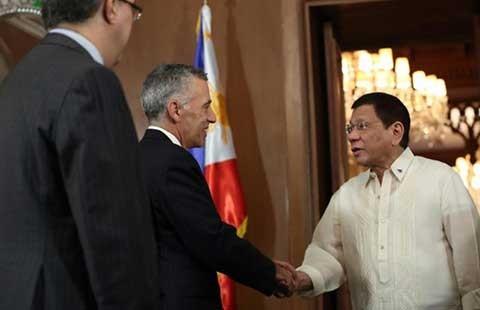 Chính sách đối ngoại Philippines đang hướng về đối nội - ảnh 1