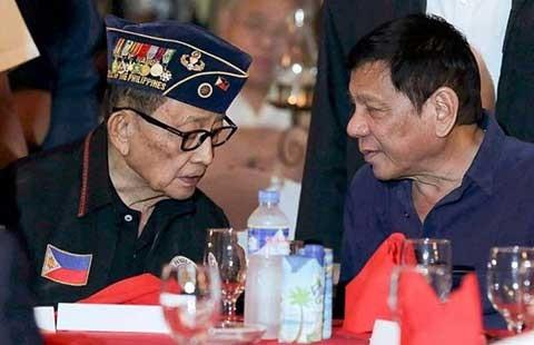 Chính sách đối ngoại Philippines đang hướng về đối nội - ảnh 2