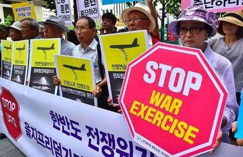 CHDCND Triều Tiên dọa tấn công hạt nhân - ảnh 1