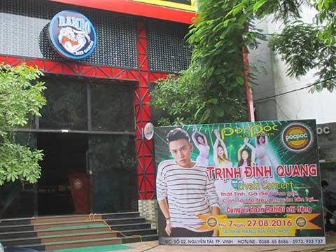 Quán bia ở Sài Gòn khiếu nại quán bia tại Nghệ An - ảnh 1