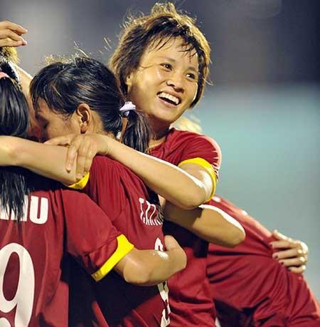 Ấn tượng với U-16 và đội tuyển nữ Việt Nam  - ảnh 2