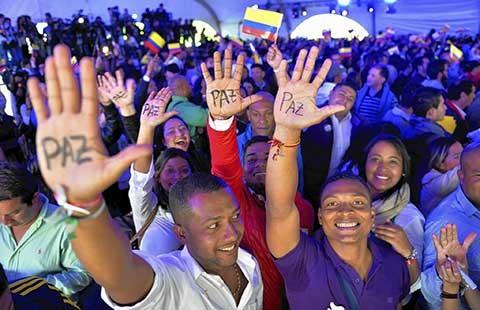 Colombia chưa hẳn đã có hòa bình - ảnh 1