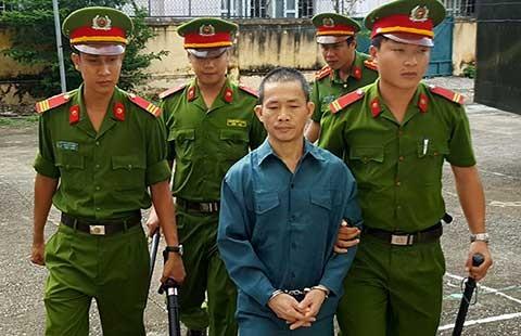 Vụ án oan ông Nén: Thủ phạm giết người bị 20 năm tù - ảnh 1