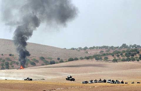 Lần đầu tiên Thổ Nhĩ Kỳ mất quân ở Syria  - ảnh 1