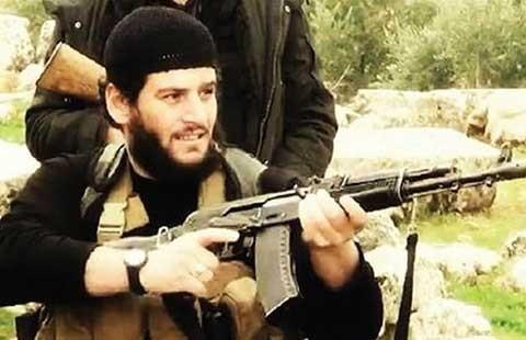 Máy bay Nga đã tiêu diệt trùm khủng bố IS - ảnh 1